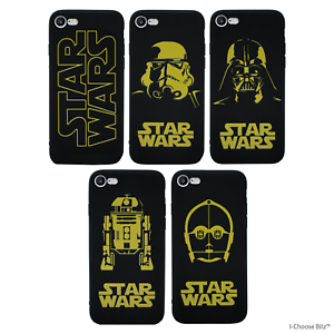 Disney Funda TPU Clon- Vader para Apple iPhone 7 Plus Star Wars
