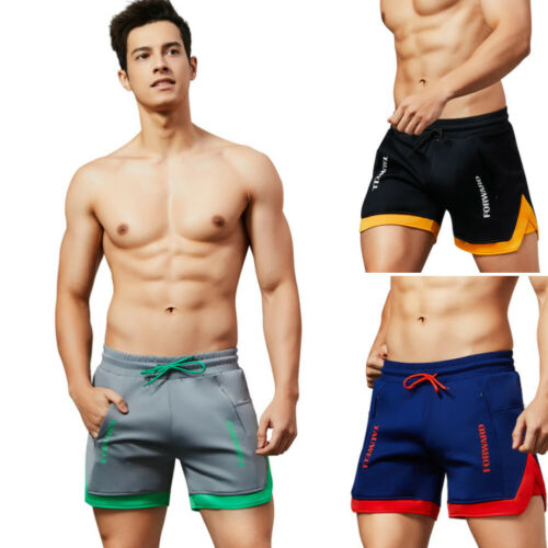 New Coming Fashion Tauewell Homewear Boxer Briefs Male Underpants Sports Shorts