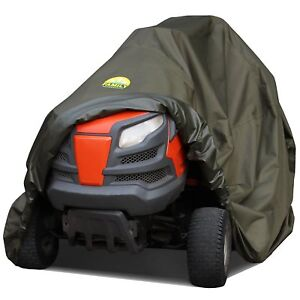 Protective Waterproof Riding Lawn Mower Cover Heavy Duty