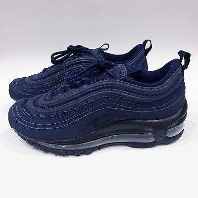 Obsidian/Navy Blue Nike Air Max 97 GS Youth. UK 3.5, US 4y, EUR 36, CM 23 |  eBay