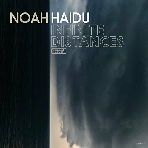 HAIDU,NOAH-INFINITE DISTANCES CD NEUF