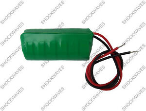 VOLVO BATTERY CAR ALARM SYSTEM SERVICE REQUIRED MESSAGE 7.2V 320mAh Siren 5081949949464