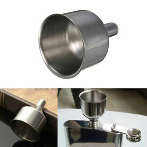 Trichter-Einfuelltrichter-50mm-Einmachtrichter-Flaschentrichter-Edelstahl-20-K4T3