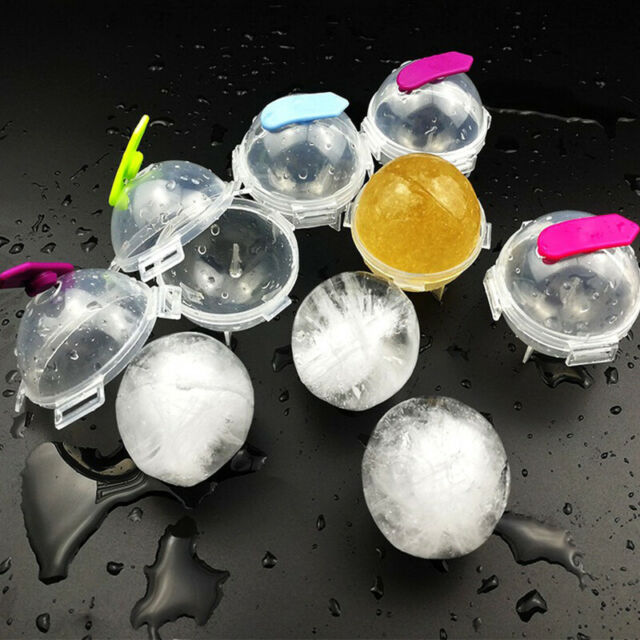 Bar Ice Cube Party Ball Shaped Ice Molds Random Color 1PC DIY Home 4 8cm