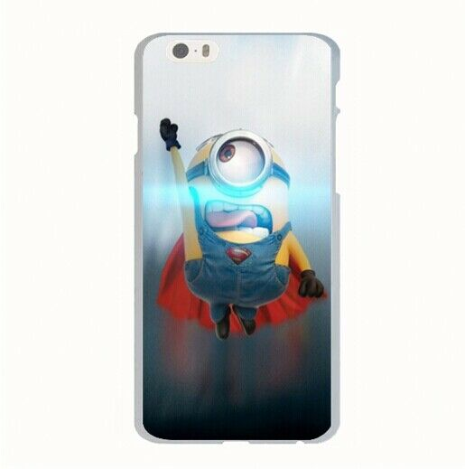 Minions Cover for Sony Xperia Z2, Quality Painted Case WeirdLand