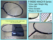 Genji Sports Super Light Weight F-9000 badminton racket