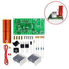 Mini Tesla Coil Plasma Speaker Kit Electronic Field Music Diy Project Kdr