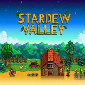 Stardew Valley Region Free PC KEY (Steam)   eBay