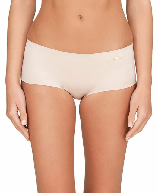 Bonded Short Womens Brief Beige (nude) Sz 16 by Ultimo for sale ... dbd6ada59