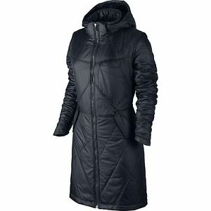 nike jacket womens black