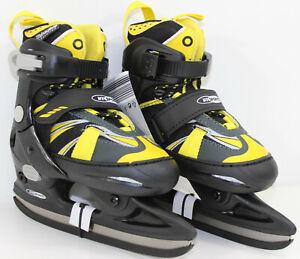 Gelegenheit-Starter-Schlittschuhe-29-32-verstellbar-First-Ice-Skates-9549