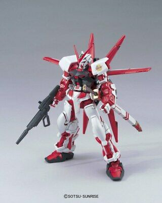 Mbf-p02 Gundam Astray Red Frame Flight Gunpla Hg High Grade Seed 1/144 Bandai Quell Summer Thirst
