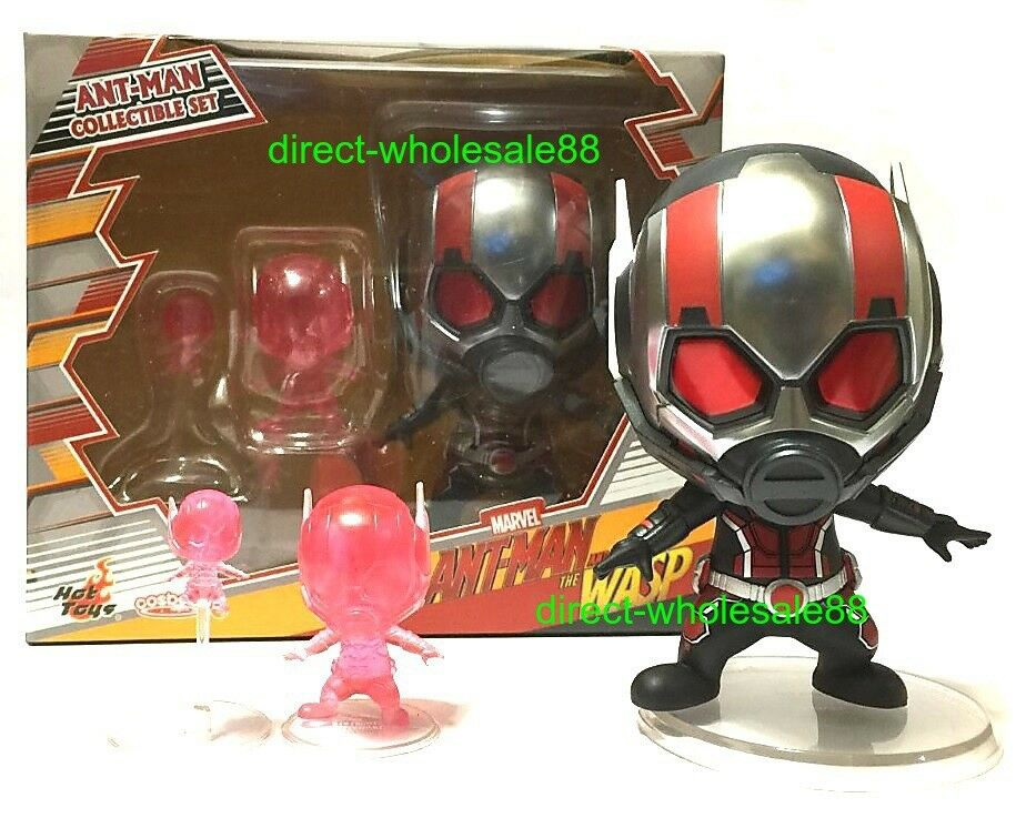 Hot Hot Hot Toys Ant-Man Cosbaby Collectible Set Marvel 2922f3