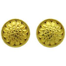Ilias Lalaounis 18k Gold Earrings