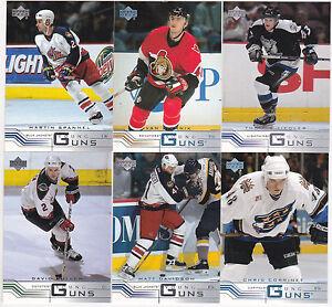 01-02-Upper-Deck-Matt-Davidson-Young-Guns-Blue-Jackets-2001-Rookie