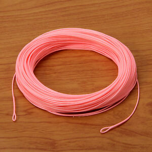 Fly-Line-amp-2-Welded-Loop-Weight-Forward-1-2-3-4-5-6-7-8-9-Floating-Fishing-Line