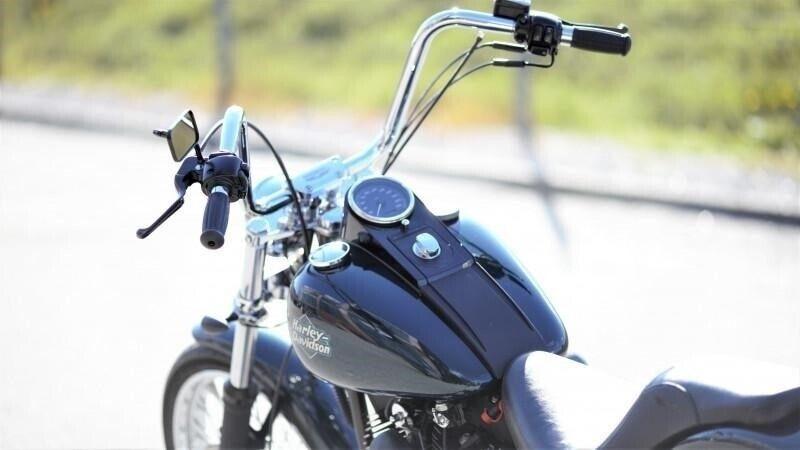 Harley-Davidson, FXSTB Night Train, ccm 1449