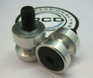 Aluminium Paddock Stand Bobbins, M10 Fitment, Made in the UK