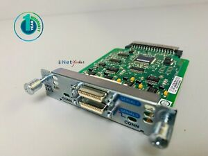 Cisco-HWIC-2A-S-2-Port-Async-Sync-Serial-WAN-Interface-Card-SameDayShipping