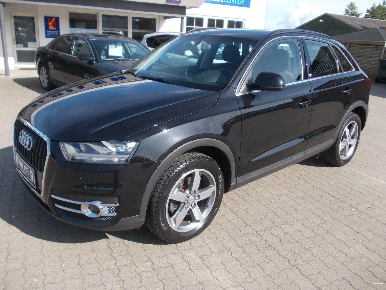 Audi Q3 2,0 TDi 140 5d - 235.000 kr.