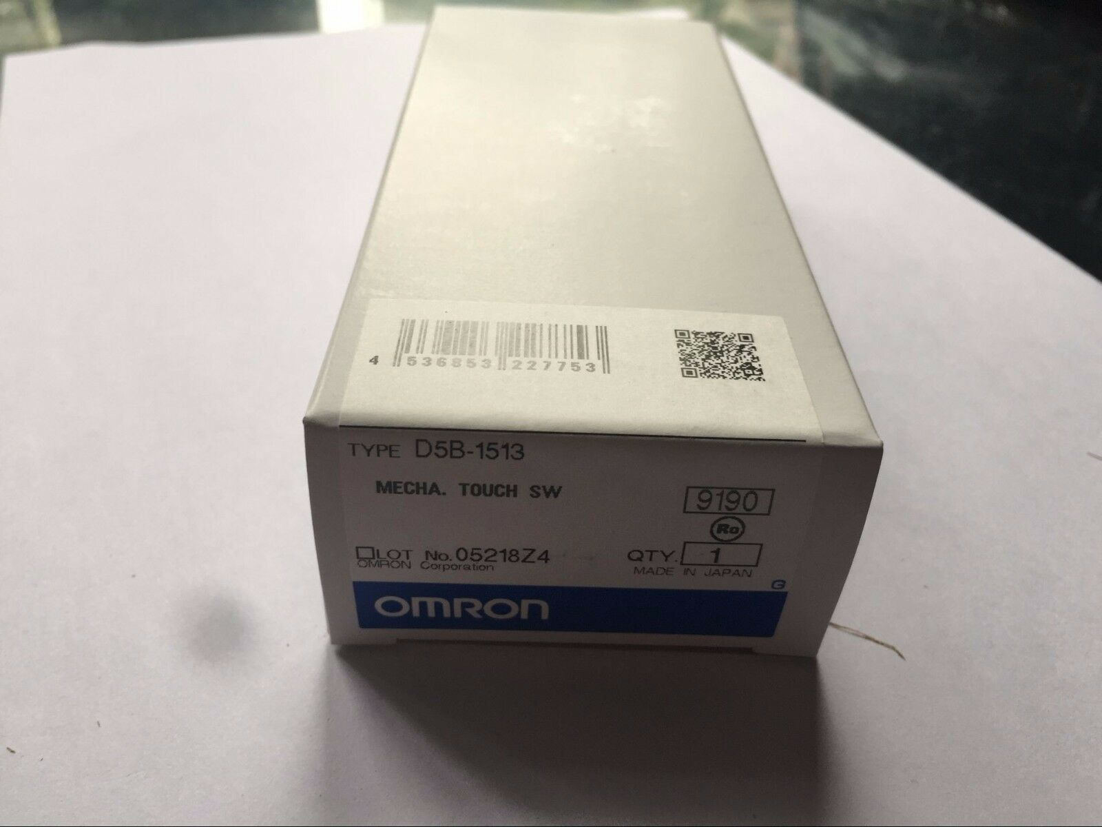 1PC New Omron D5B-1513 In Box