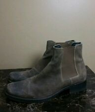 Gordon Rush Leather Russell Ankle Boots Brown / Sz 12 (Retail $395)