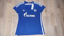 FC Schalke 04 Damen Trikot in der Größe XL (46-48) von Adidas