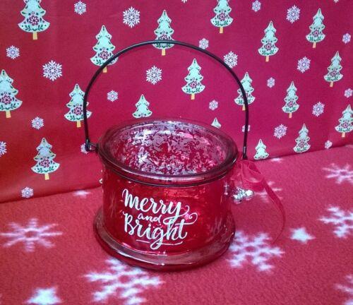 Xmas Table Window Decoration Christmas Candle Holder Tea Light Pillar Candle