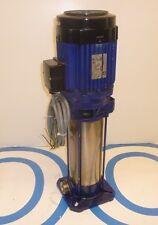 KSB GMI 1108.4 mehrstufige Kreiselpumpe Druckerhöhungspumpe 77m Hochdruckpumpe