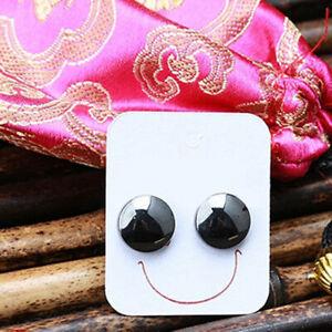 2x-Bio-Magnetique-Perte-de-Poids-Boucles-D-039-oreilles-Stud-Soins-de-Sante-K2A0