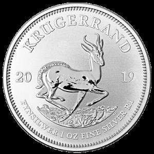 Suedafrika-1-Rand-2019-Kruegerrand-Anlagemuenze-1-Oz-Silber-ST