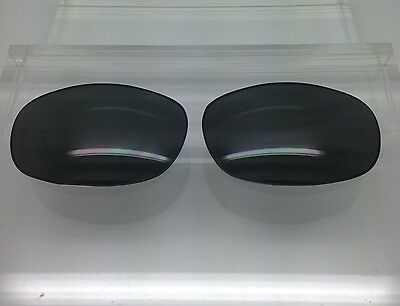 Maui Jim Typhoon Custom Sunglass Replacement Lenses Grey Polarized MJ-120 New!!