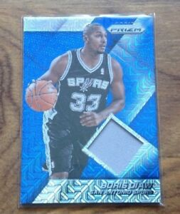 Boris-Diaw-San-Antonio-Spurs-14-15-Panini-Prizm-Game-Used-Jersey-Card-Free-P-amp-P