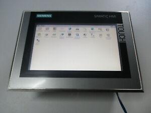 Siemens Simatic S7 TP 700 Comfort INOX Touch Panel 6AV2 144-8GC10-0AA0