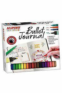 Set-completo-para-crear-tu-bullet-journal-con-rotuladores-dual-artist-Alpino