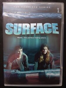 Surface-Rare-Deleted-Region-4-DVD-The-Complete-Cult-Series-Season-TV-Show-AS-NEW