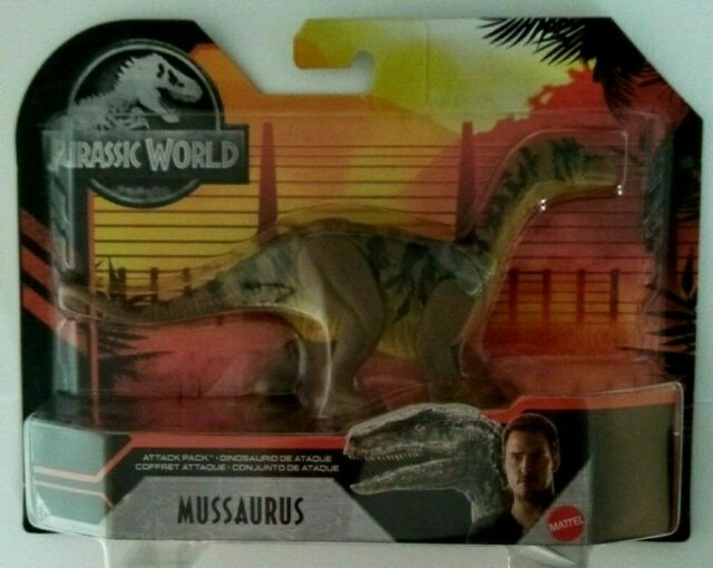 NEW Jurassic World ATTACK PACK ~ MUSSAURUS ~ Dinosaur