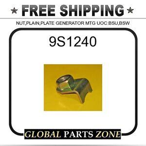 9s1240 Nutplainplate Generator Mtg Uocbsubsw For Caterpillar