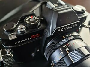 Konica Tc With Hexanon 28mm f3.5