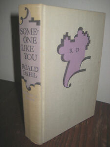 1st-Edition-SOMEONE-LIKE-YOU-Roald-Dahl-FICTION-4th-Printing-SHORT-STORIES
