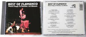 Best-Of-Flamenco-Danza-Fuego-El-mondao-LOS-Alhama-CD-TOP