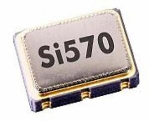 Si570CAC000141DG LOT of 1 pcs NEW