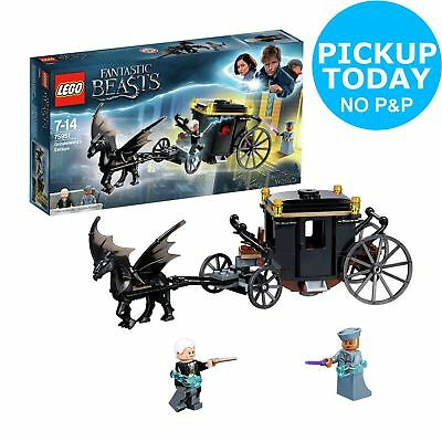 LEGO Harry Potter Grindelwalds Escape - 75951.