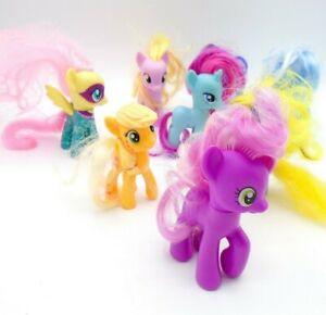 Hasbro Lot of 7 My Little Pony Small 2010s Mix Set