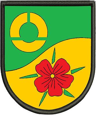 Aufnäher Premium  Aufnäher Pin Wappen von Binswangen  Patch