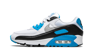 CJ6779-100-Nike-Air-Max-90-Laser-Blue-NEW
