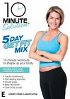 10 Minute Solution - 5 Day Get Fit Mix (DVD, 2010)