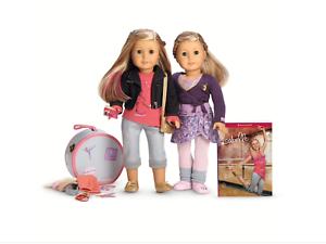 American Girl Doll Isabelle Colección de arranque Kit de nuevo 2014