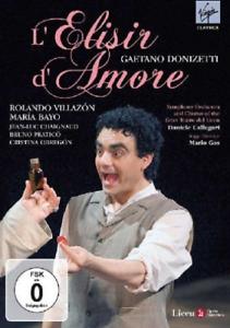 L-039-elisir-D-039-amore-Gran-Teatre-Del-Liceu-Callegari-UK-IMPORT-DVD-NEW