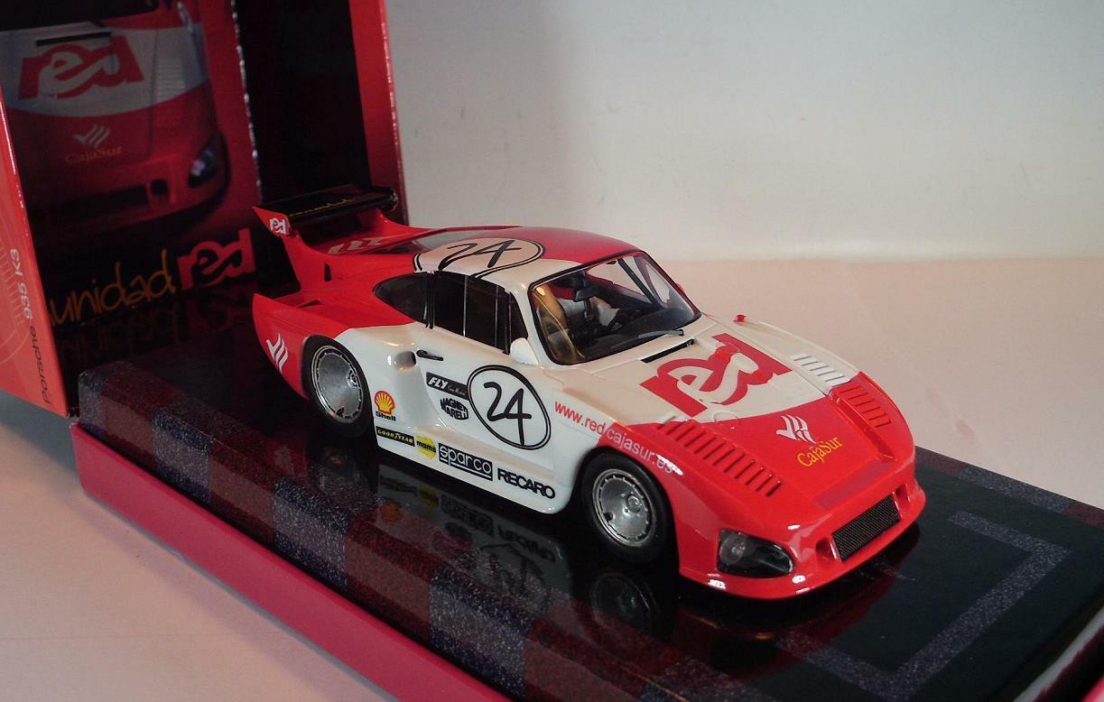 Fliegen 1 32 Porsche 935 K3 comunidad rot OVP  352
